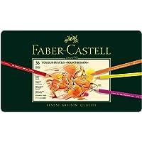 Faber-Castell Polychromos 36 Colour Pencils Tin (18-110036)