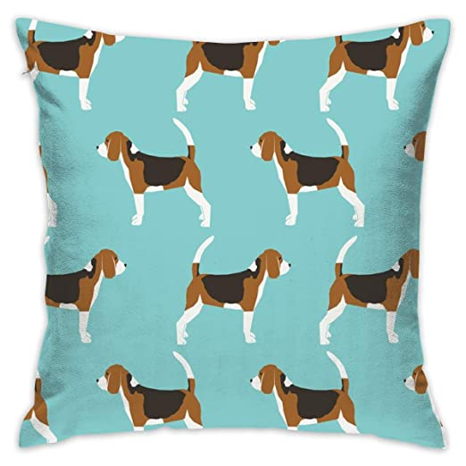 atopking Beagles - Funda de cojín para Mascotas, Perros ...