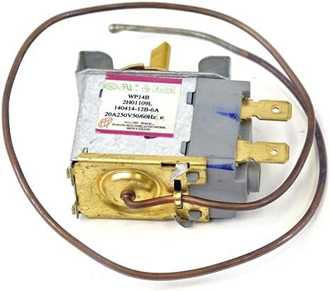Lg 2H01109L Termostato para aire acondicionado de habitación, pieza original del fabricante (OEM): Amazon.es: Bricolaje y herramientas