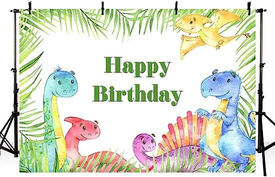 Mehofoto Dinosaurier Junge Geburtstag Party Foto Studio Kamera