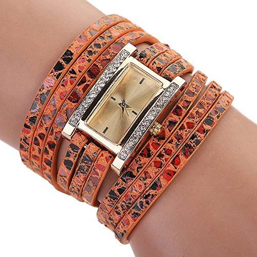 buyeonline-womens-faux-multi-layer-leather-wristband-rhinestone-long-rectangle-quartz-watch-orange