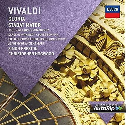 Vivaldi: Gloria; Stabat Mater (Virtuoso series)