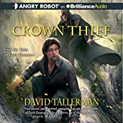 Crown Thief: Tales of Easie Damasco, Book 2 | David Tallerman