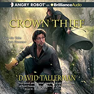 Crown Thief Hörbuch
