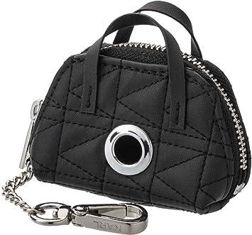 Karl Lagerfeld mascotas excrementos - Dispensador de bolsas para perros y gatos Borsa: Amazon.es: Productos para mascotas