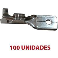 100X Terminal Faston 4.8 mm Hembra