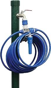 Aqua Control C2112 Manguera Spring Helicoidal Confort, Azul, 10 Metros: Amazon.es: Jardín