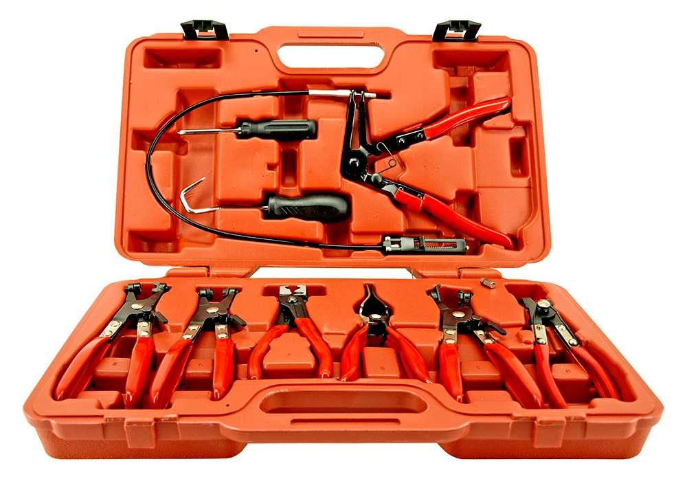 Cal Hawk Tools CAPHCP9 9Piece Hose Clamp Pliers by Cal Hawk Tools