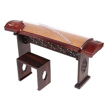 En Magideal Musiquetabouret Style Bois Miniature Instrument De byvfY7gI6