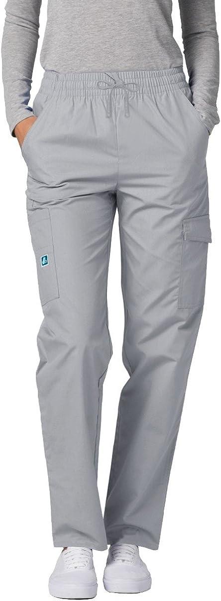 Pantaloni da Donna Uniforme Ospedale Adar Pantaloni Camice Medico
