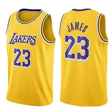 23 Lebron James King Ropa de Baloncesto Camiseta Ropa de ...
