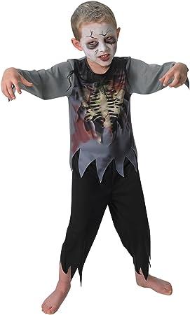 Disfraz de zombie para niños con tamaño mediano y diseño ...