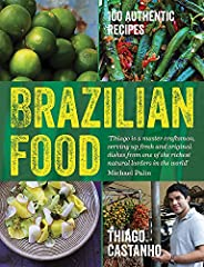 Brazil is a vast country with a cornucopia of fabulous ingredients and a wealth of ethnic culinary influences; the result is one of the most exciting cuisines in the world. In this ground-breaking book, acclaimed young chef Thiago Castanho an...