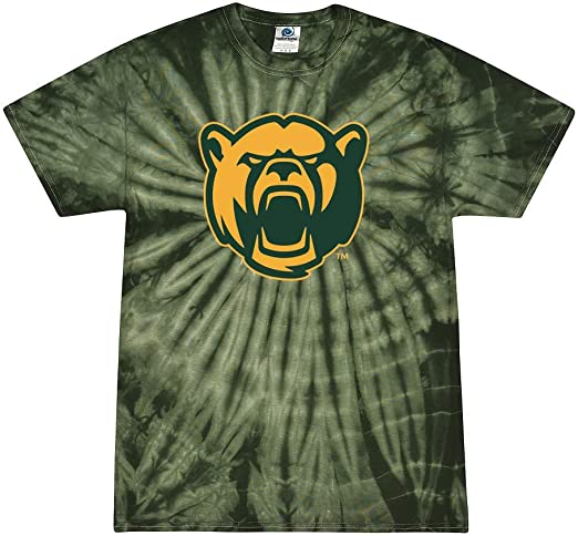 NCAA College Logo Gameday Short Sleeve Tie-Dye T-Shirt