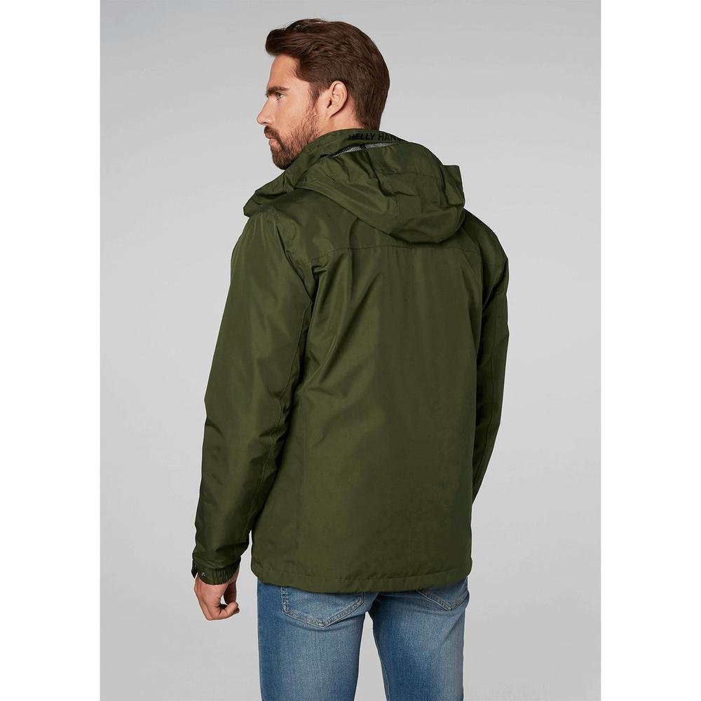 Breathable Shell Rain Coat with Packable Hood Helly Hansen Private Brands US 62643 Helly Hansen Mens Dubliner Jacket Waterproof Windproof