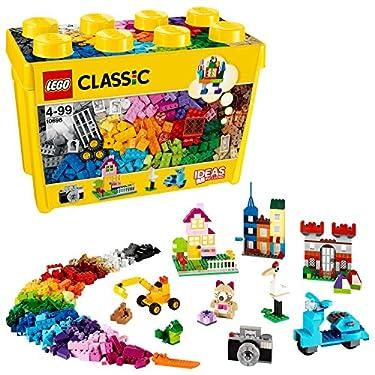 LEGO-Classic-Caja-de-ladrillos-creativos-grande-Set-de-Construccion-con-ladrillos-de-colores-Juguete-Creativo-y-divertido-a-partir-de-4-anos-incluye-separador-de-piezas-10698