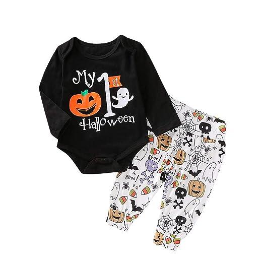 Hunpta@ - Conjunto de Ropa de bebé, Disfraz de Halloween ...
