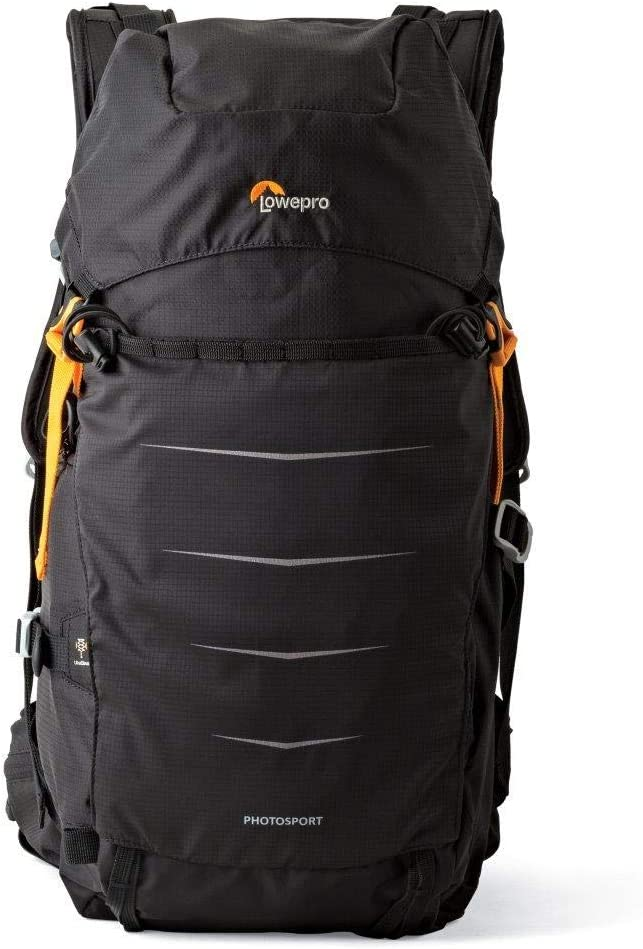 Lowepro LP36888 Photo Sport 200 AW II - An Outdoor Sport Backpack for Mirrorless or DSLR Camera,Black