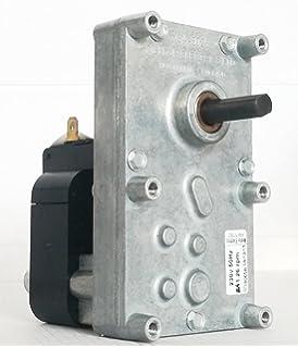 2 RPM Engranaje Motor Mellor Caracol pellets Horno de extracción