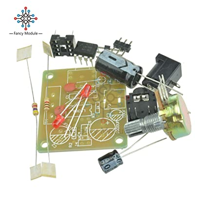 Value-Trade-Inc - DIY Kit LM386 Super Mini Audio Amplifier DIY Kit Suite