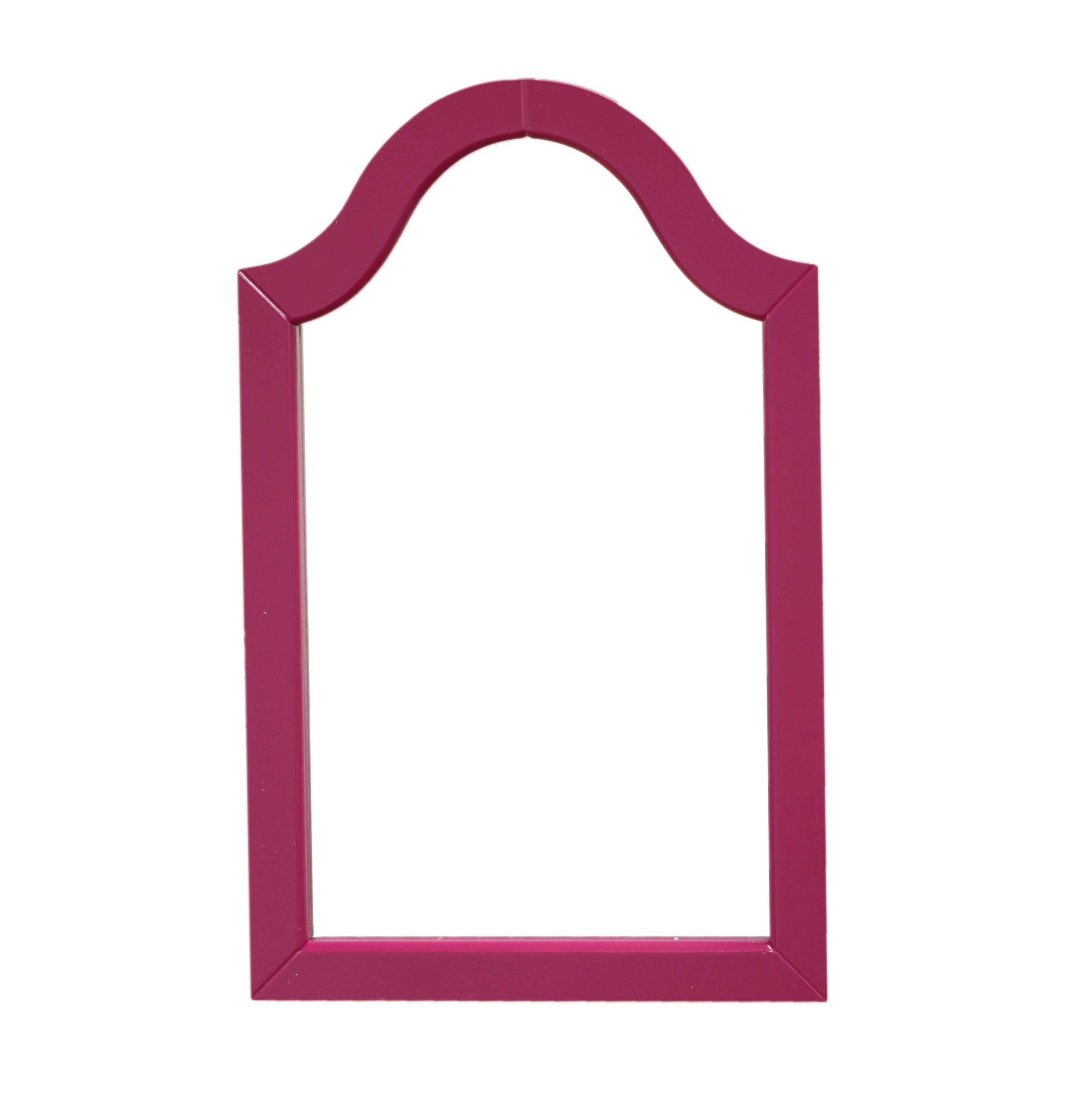 Frenchi Home Furnishing Kid's Wall Mirror, Purple