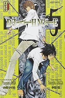 Death Note, Tome 5 par Ohba