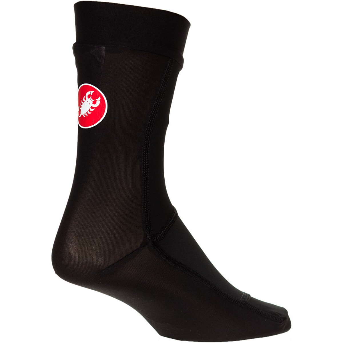 Amazon.com : Castelli Duo Windstopper Sock Black, M : Athletic Socks : Sports & Outdoors
