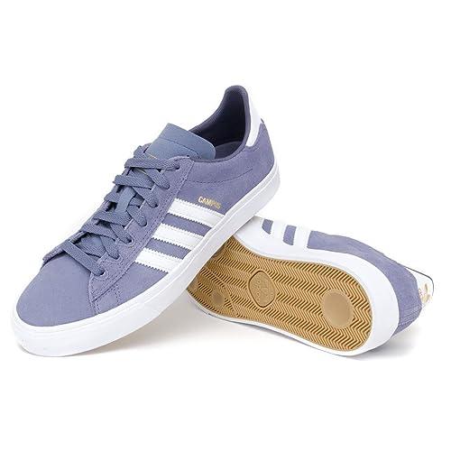adidas Campus Vulc 2 Kids Raw Indigo S18 Ftwr White Raw Indigo S18 Kids 180f87d44883