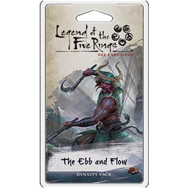 Asmodee Fantasy Flight Games ffgl5 C01 Leyenda de los Cinco ...