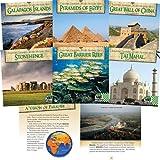 Troubled Treasures: World Heritage Sites