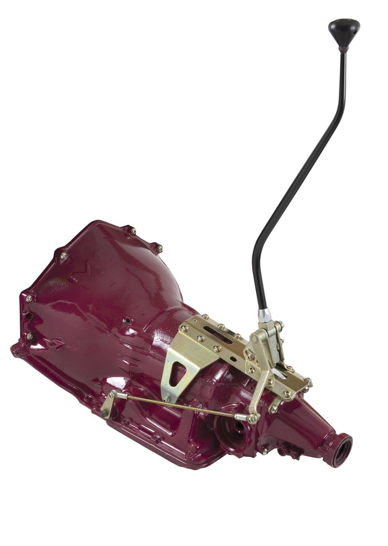 "Lokar XS-68145 Nostalgia Black 23"" Lever Automatic"