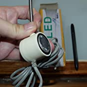 Bonlux 30 LED Bombilla Luz Fría Para Máquina de Coser de Trabajo ...