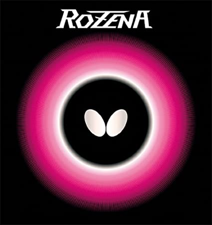 Butterfly Rozena Table Tennis Rubber Amazon Co Uk Sports