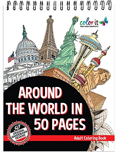 World Coloring Book - 4