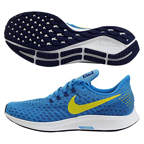 Pegasus Nike Hombre Bright Running Laufschuh para 35 Zapatillas de Zoom Citron Air Orbit Blue z6tTqx6