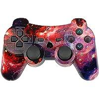 HQX PS3 manette sans fil wireless de grande qualité avec fonction DoubleShock et SIXAXIS pour Playstation3.