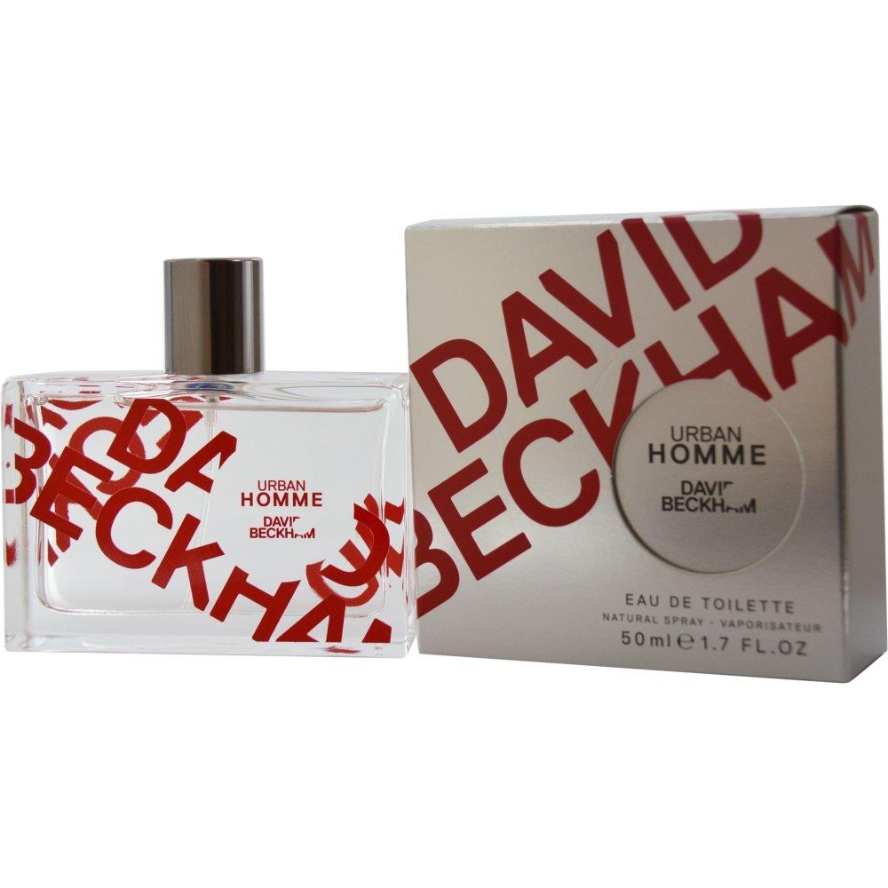 David Beckham Urban Homme By Edt Spray 1.7 Oz 3607341190482