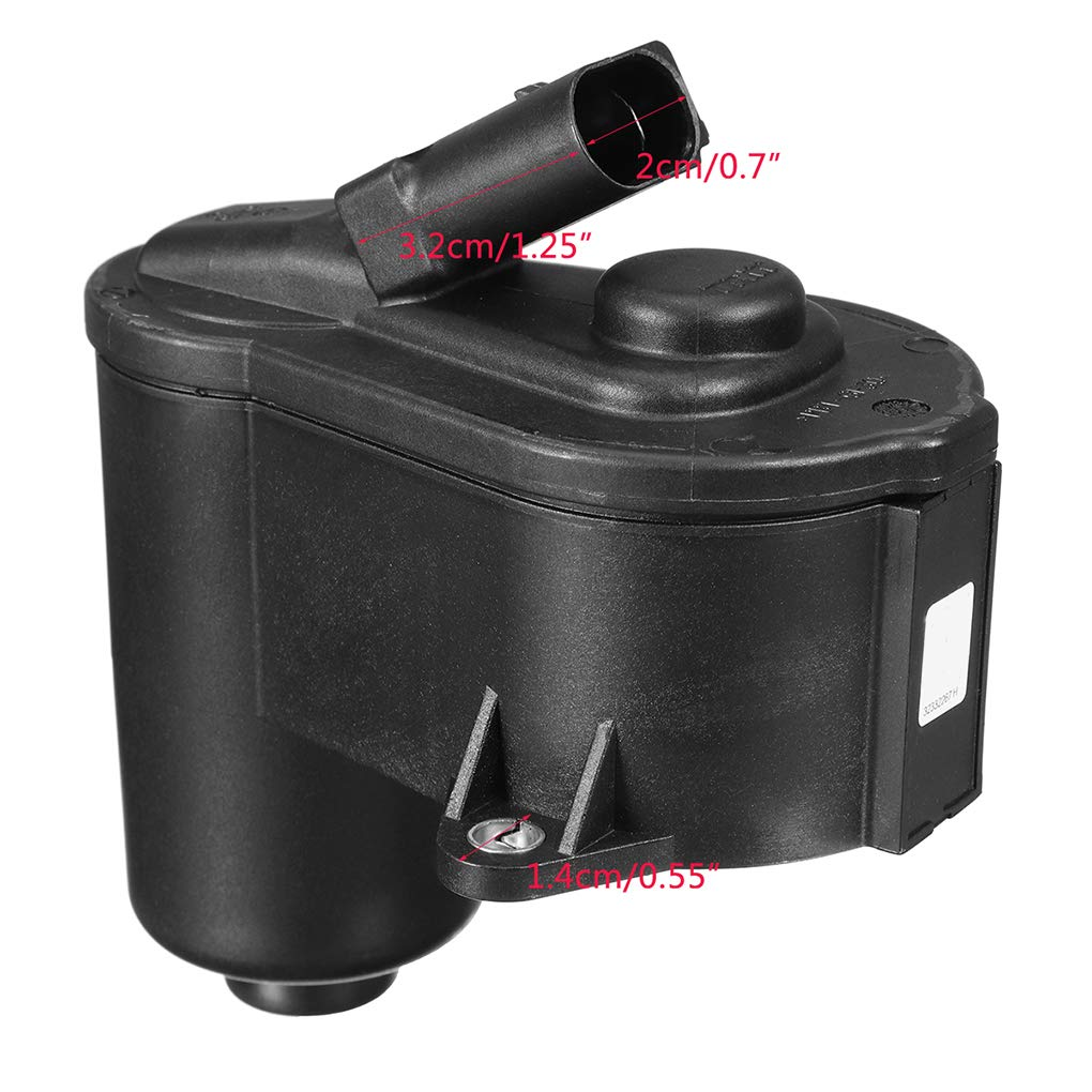 12 Tooth Rear Brake Caliper Electric Handbrake Servo Motor for PASSAT 3C0998281 3C0998281A 3C0998281B