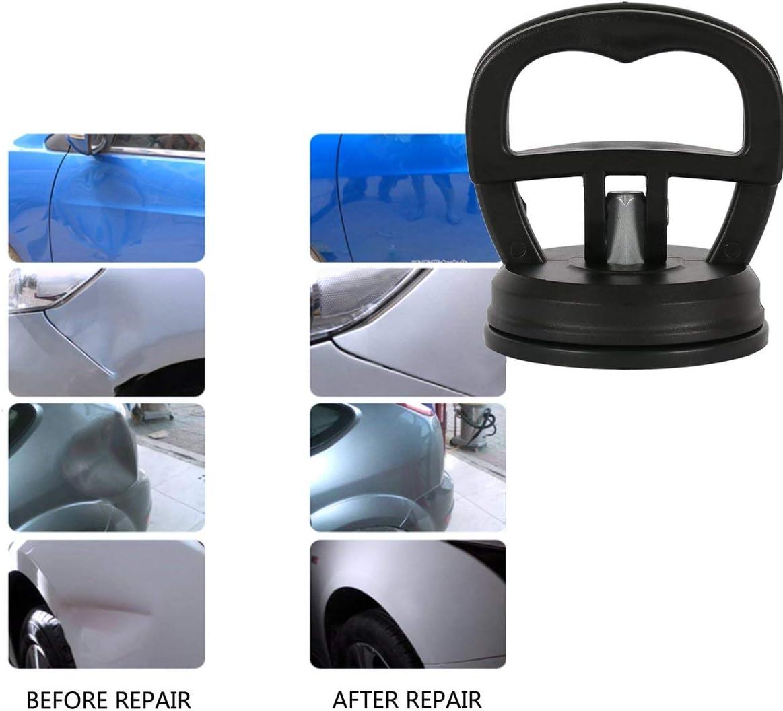 Extractor de abolladuras Panel de reparaci/ón de carrocer/ía Herramienta abierta Removedor universal Herramientas de transporte Almohadilla de ventosa de coche