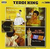 4 Classic Albums Plus -Teddi King - Bidin My Time / To You / Girl & Her Songs
