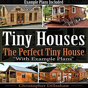 Tiny Houses Audiobook