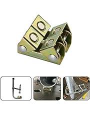 Enterrific Soporte magnético para Abrazadera en V de sujeción magnética para soldar Herramienta de Mano Fuerte
