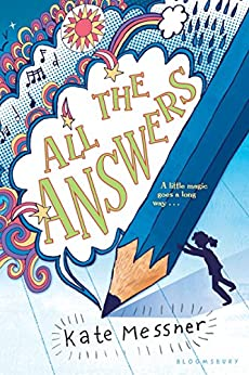 All the Answers by [Messner, Kate]