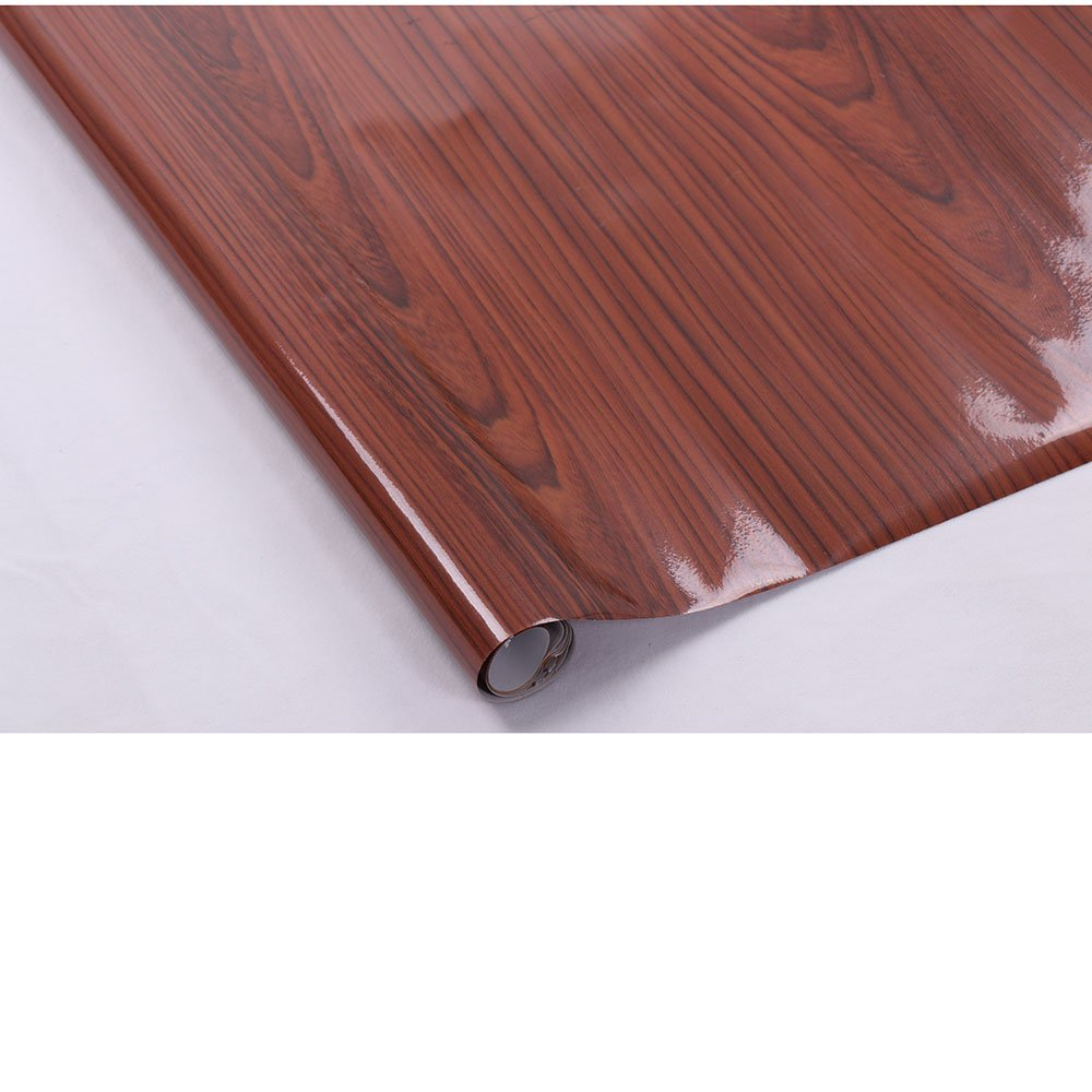Amazon.com: HOHO] Wood Grain Car Vinyl Interior Decal Sticker Car Wrap Film Home Decoration Sticker (124cm50cm): Automotive
