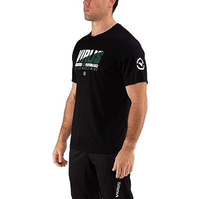 Virus Mens World Wide Workout T-Shirt (PC82) (Black, XX-Large) | .com
