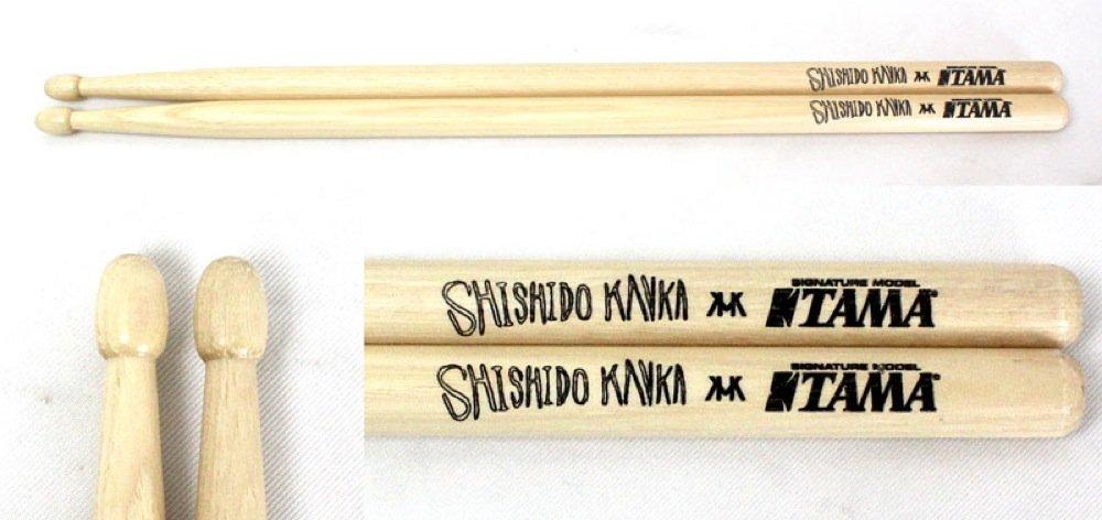 TAMA H-KVK シシドカフカ シグネチャー ドラムスティック ×12セット   B0104AE7CC
