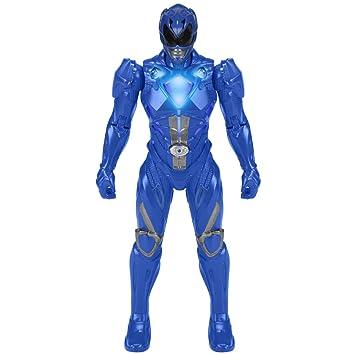 Power Rangers Movie - Figura Morphin, Color Azul (Bandai 42652)