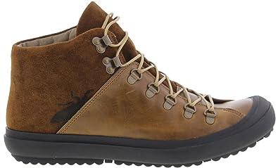 ee376478baf4 Fly London Mafu Mens Leather Ankle Boots (UK 10   EU 44   US 11 ...