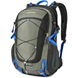 Duhud 40L Hiking Backpack Lightweight Camping Backpack Trekking Rucksack Internal Frame Pack for Outdoor Sports Travel Backpacking Climbing Mountaineering