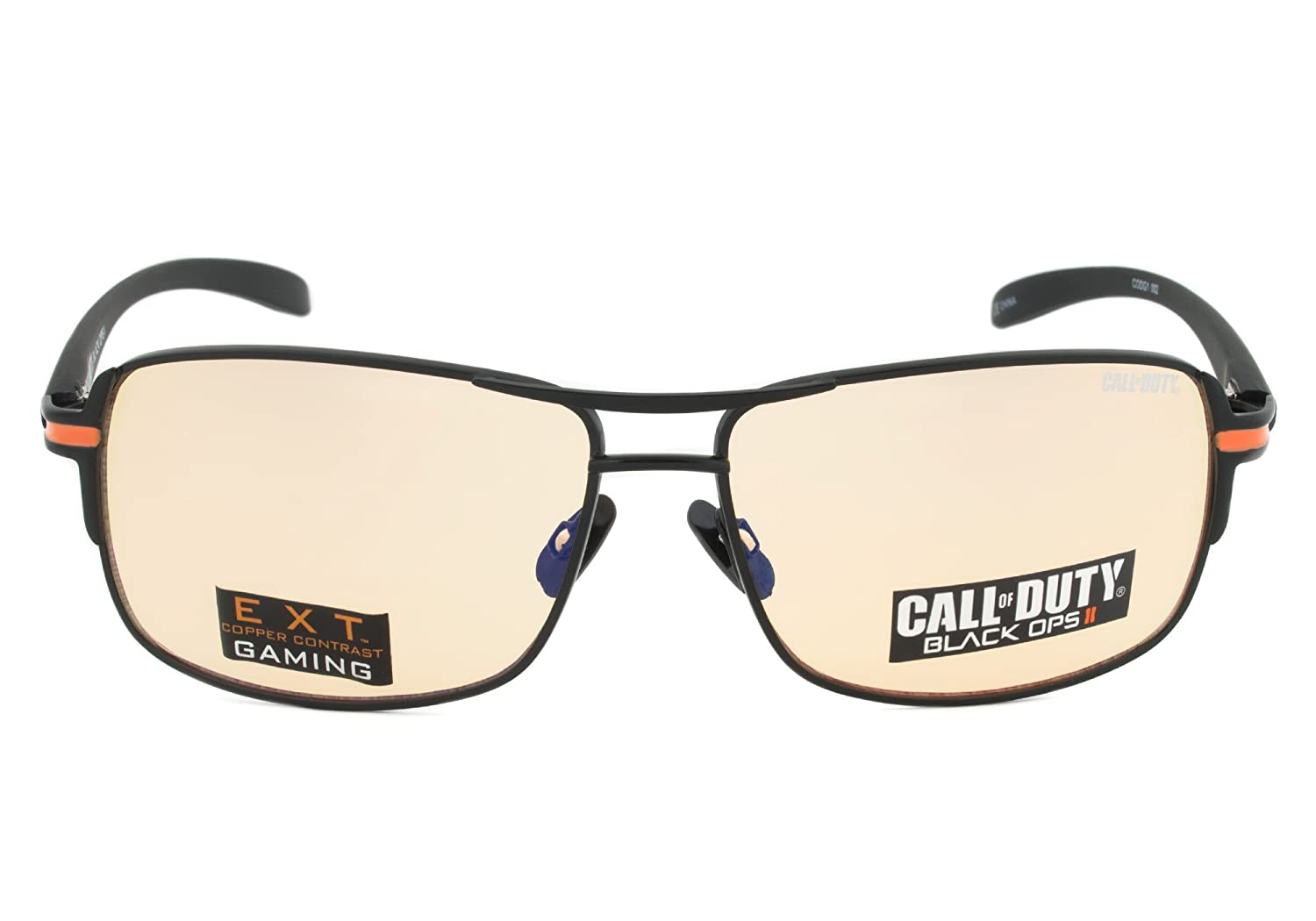 Call of Duty Black Ops Rectangular Sunglasses, Black CODG1